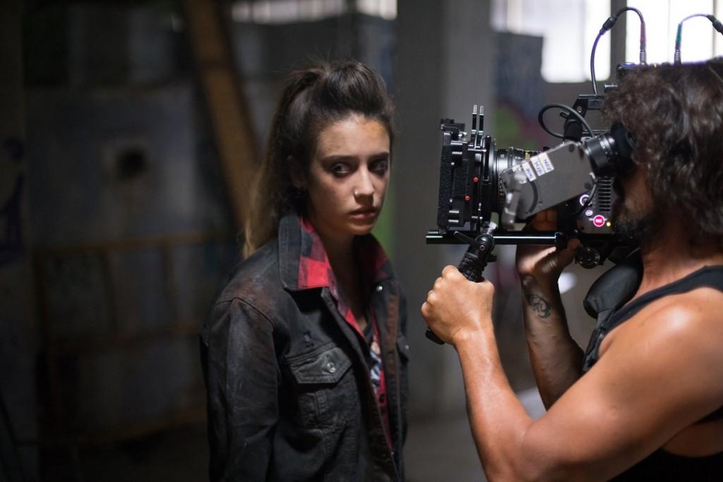 Imagen del rodaje de 'Si fueras tú'