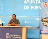 La directora Chus Gutiérrez, Presidenta de Honor de la 6ª edición del Festival Internacional de Cine de Fuengirola