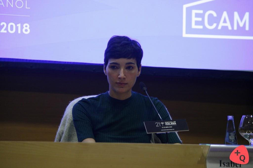 Isabel Peña (© 2018 Alicia Martín)
