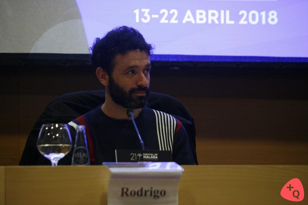 Rodrigo Sorogoyen (© 2018 Alicia Martín)