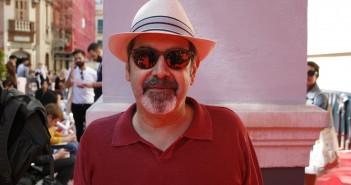 Manuel Morón (© 2018 Alicia Martín)