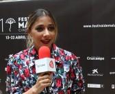 """Mariam Hernández: """"Inés de León es una directora muy exigente, pero te hace confiar mucho"""""""