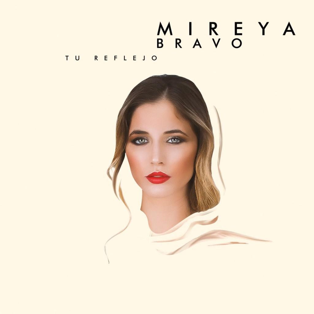 Portada de 'Tu reflejo', el primer disco de Mireya Bravo