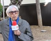 """Pepe Dámaso: """"Es un lujo que en un festival de cine también se valore la parte plástica"""""""