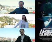 Julián Villagrán: «El thriller 'Cuando los ángeles duermen' es una película muy intensa que ha requerido un nivel emocional y físico muy fuerte»