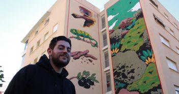 Concienciar a través del arte urbano