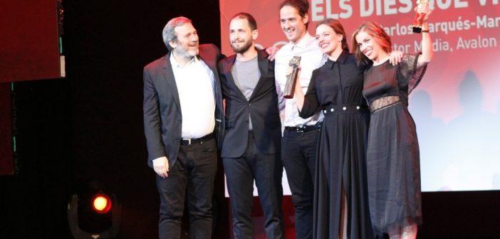 'Els dies que vindran' y 'Las niñas bien', biznagas de oro del 22 Festival de Cine de Málaga